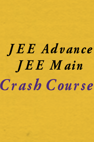 JEE Main & Advance