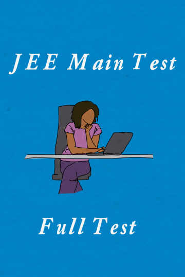 JEE Main Full Test 1
